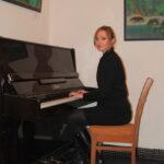 В галерее АртДрезден живая музыка