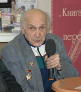 Леонид Николаевич Рабичев- фронтовик, поэт, прозаик, художник, книжный график
