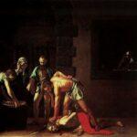 Caravaggio Decollazione di San Giovanni Battista