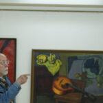 Лев Дъяконицын-искусствовед, художник