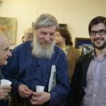 Леонид Рабичев-художник, участник проекта, художник Александр Бабин, Дмитрий Федяев (Артмол)