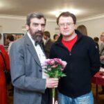 художник анатолий чечик и  поэт глеб шульпяков