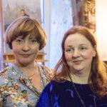 Флера Даминова и Оксана Лычагина