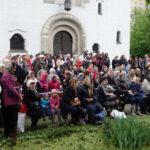 """17 мая 2015 года в Марфо-Мариинской обители милосердия на Б. Ордынке, 34 (Москва)  состоялся Благотворительный праздник """"Белый цветок"""""""
