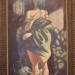 """""""Вечер"""" х/масло галерея Ханхалаев, 2006"""