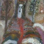 """Валентин Юшкевич """"Царь Соломон"""", 1991 год"""