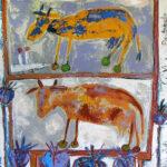Cows Pastorale, 2014