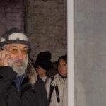 """Артур Чилингаров на открытии выставки  """"АЙСБЕРГ(и) / ICEBERG(s) """""""