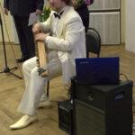 музыкант Павел Лукоянов, гусляр.Павел исполняет на гуслях даже джаз, и мы непременно расскажем об этом