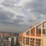 Почти по Родченко:-).Вид с 25-этажа