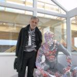 """художник Омар Чхеидзе и """"монотипический"""" Человек"""