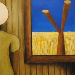 Пшеничное поле,х\м, 2010