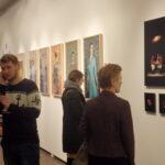 """Фотобиеннале """"Мода и стиль в фотографии- 2015""""  на Гоголевском, 10 проект """"Не (свое) временное)"""