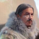 """Оле Йорген Хаммекен  ( Гренландия)- исследователь Арктики, автор фильма на открытии выставки   """"АЙСБЕРГ(и) / ICEBERG(s) """""""