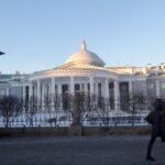 Странноприимный Дом Н.П.Шереметева. В 1923 году на его базе был организован Институт неотложной помощи им. Склифосовского
