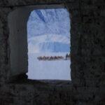 """на открытии выставки   """"АЙСБЕРГ(и) / ICEBERG(s) """""""