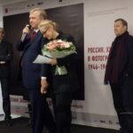 """Открытие """" Мода и стиль в фотографии 2015"""" Ольга Свиблова"""