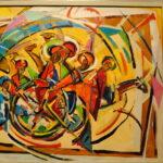 """""""Очарованные  востоком"""" выставка живописи в галерее Артстори"""