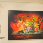 """К. Худяков """"Три сестры"""" (ультрахром, принт, 2012 )"""