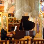 XVIII Международный фестиваль камерной музыки «Весна в России» продолжился в галерее искусств Зураба Церетели на Пречистенке, 19. Татьяна Тхарева (композитор, музыкант)