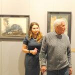 Презентация в галерее Artstory книги «Война участвует во мне…» . Виктор Макеев