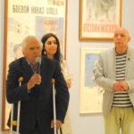 Презентация в галерее Artstory книги «Война участвует во мне…» . Владимир Переяславец