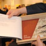 Презентация в галерее Artstory книги «Война участвует во мне…»