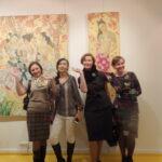 """""""Знак и тело"""" выставка Минако Ота в галерее Art-Constantis"""