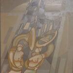 """выставка живописи Валерия Пьянова """" За гранью видимого"""" в """"Галерее на Чистых прудах"""".""""Мелодия абсурда"""""""