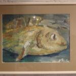"""""""Хирургия. Проект М.Алшибая"""" в  Open Gallery.Владимир Яковлев Рыбка, 1970 -е"""