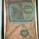 """""""Хирургия. Проект М.Алшибая"""" в  Open Gallery.Владимир Янкилевский """"Мужской портрет"""", 1961"""