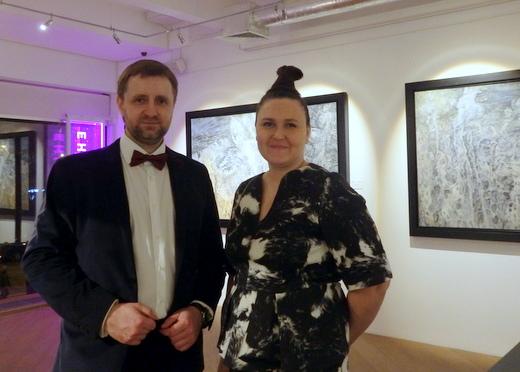 выставочный проект «Екатерина Ворона. Музыка воды» в Арт-центре EXPOSED (Smirnoff.gallery)