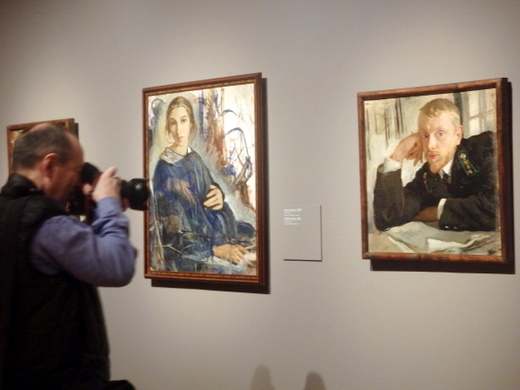 Ретроспективный показ работ Зинаиды Серебряковой в Третьяковской галерее с 5 апреля 2017