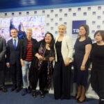 Усадьба-Джаз 2016 пресс-конференция в ТАСС