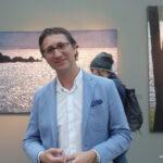 галерист Владимир Фролов- участник Cosmoscow 2015