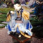 """Выставка """"Япония: куклы, сказки и легенды"""""""