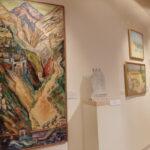 Открытие выставки в МВК МО «Музей «Новый Иерусалим» : «Новые поступления. 2013-2016». Живопись, графика, скульптура 20-21 века